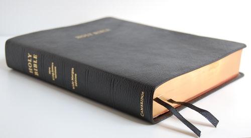 Cambridge Wide Margin KJV Bible